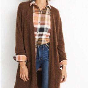 Madewell Kent sweater brown xs